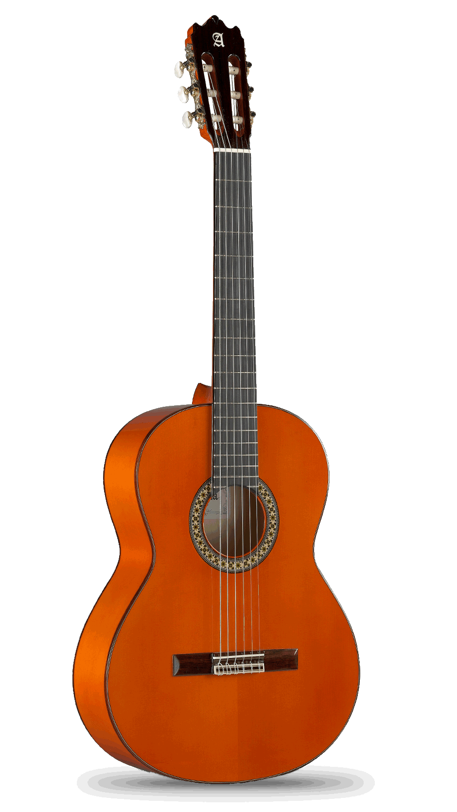 Flamenco guitars of conservatory line