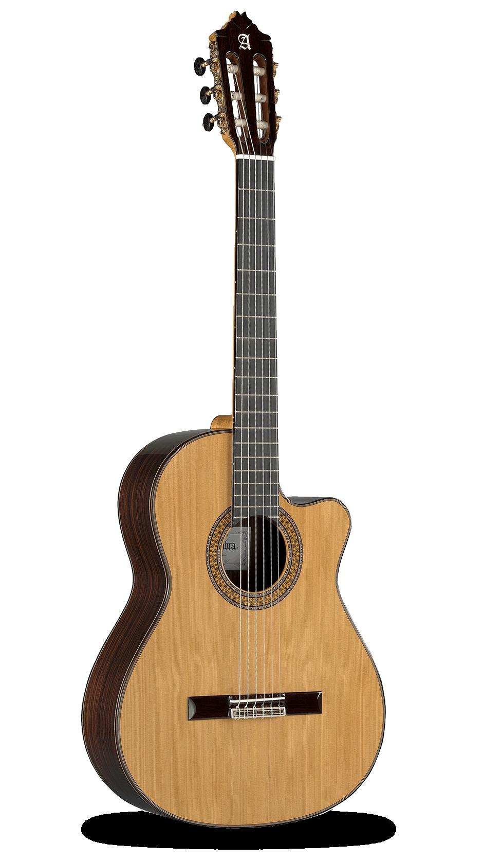 Guitarras Alhambra Cutaway