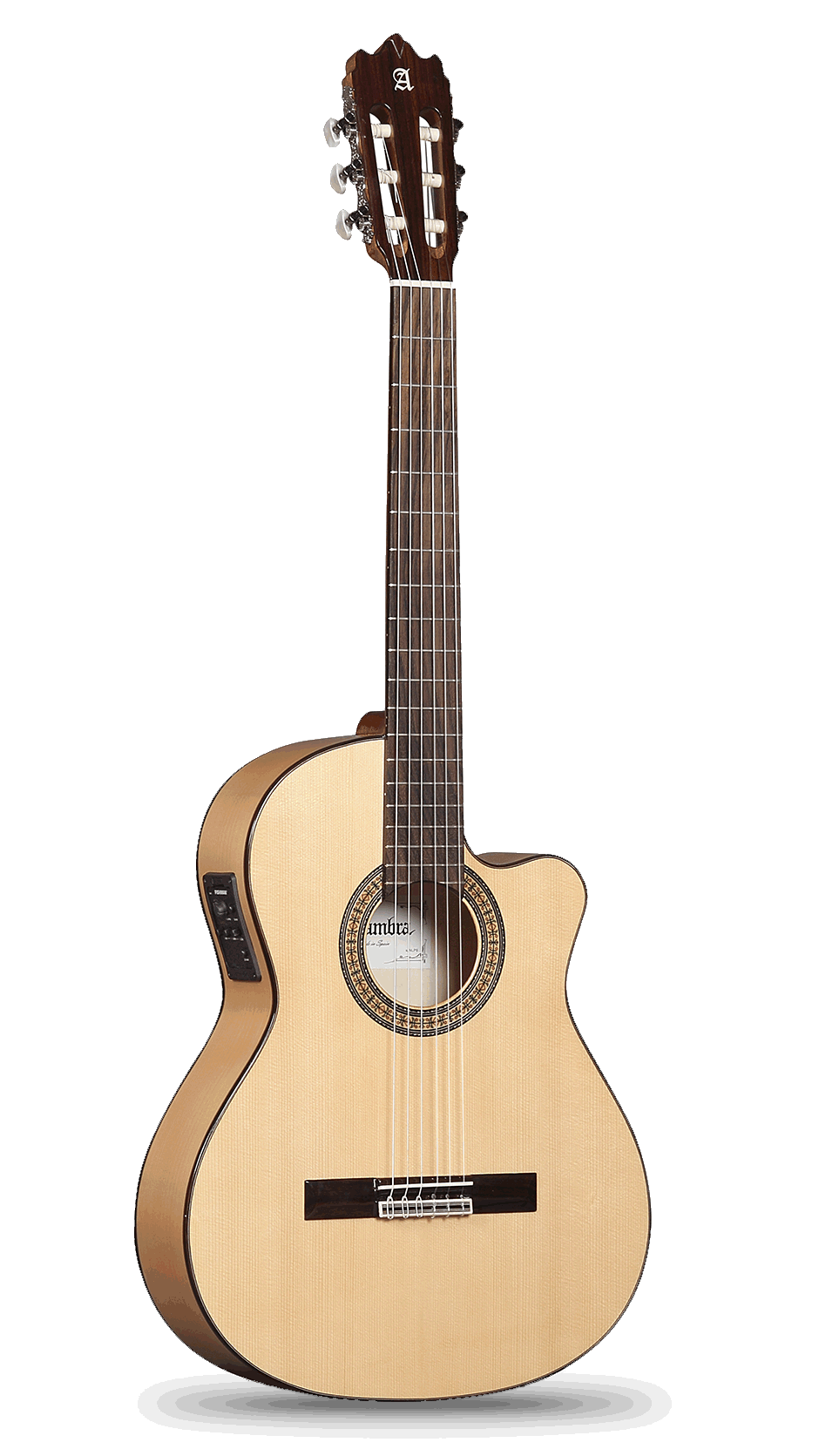 Guitarras Alhambra Étude