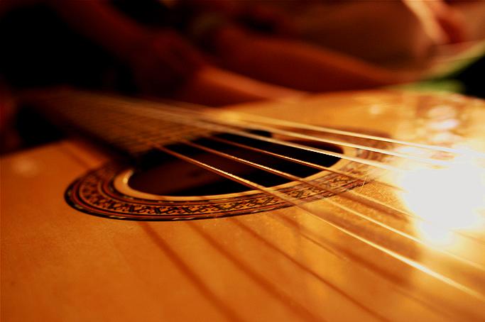 Primeros pasos para entrar en el mundo de la guitarra española.