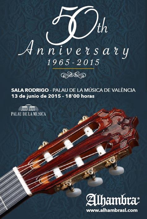 Gala 50 Aniversario Alhambra