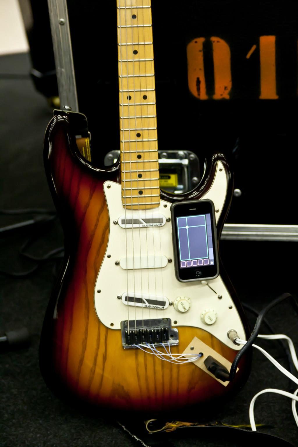 Uso de las nuevas tecnologías para practicar con la guitarra española
