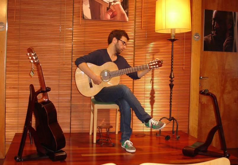 AIEnRuta-ARTISTAS: un espacio para los artistas de la guitarra clásica