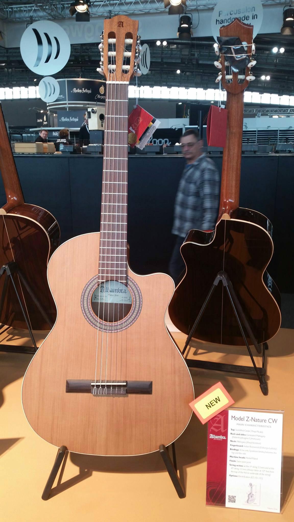 Estilos de guitarra clásica y española