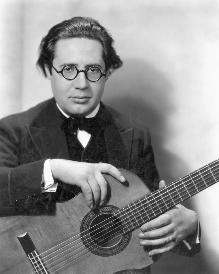 Los mayores virtuosos españoles de la guitarra clásica