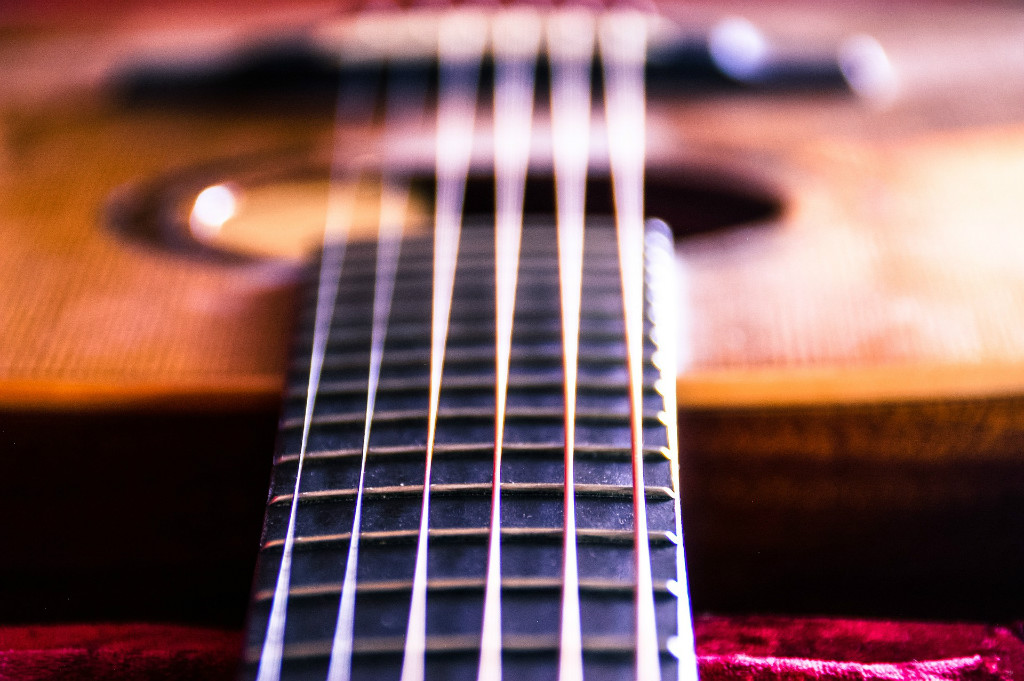 10 things that can happen when learning to play the classical Spanish guitar