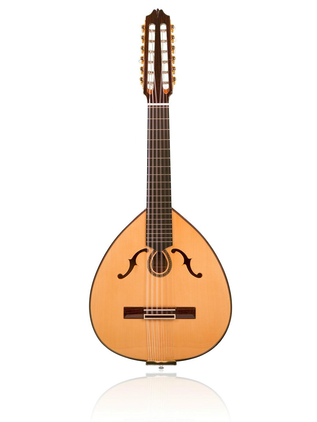 La  guitarra española y el laúd, dos instrumentos de cuerda