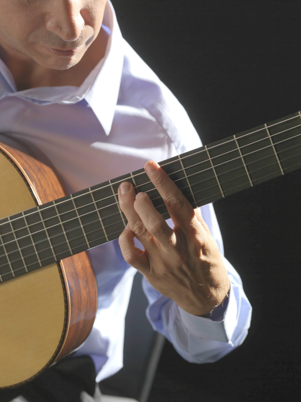 how to play titanic on classical guitar