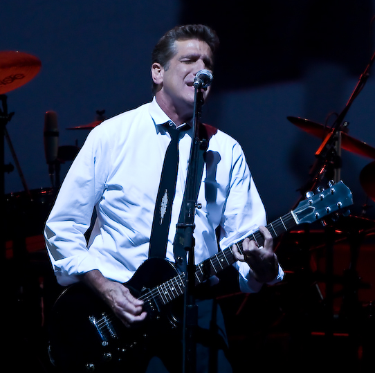 Goodbye to Glenn Frey, A guitar hero for all the ages