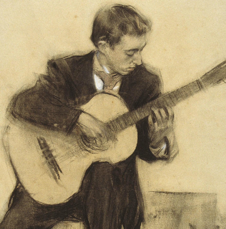 Origen e historia de la guitarra española