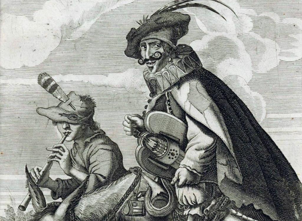 La guitarra en la obra de Cervantes