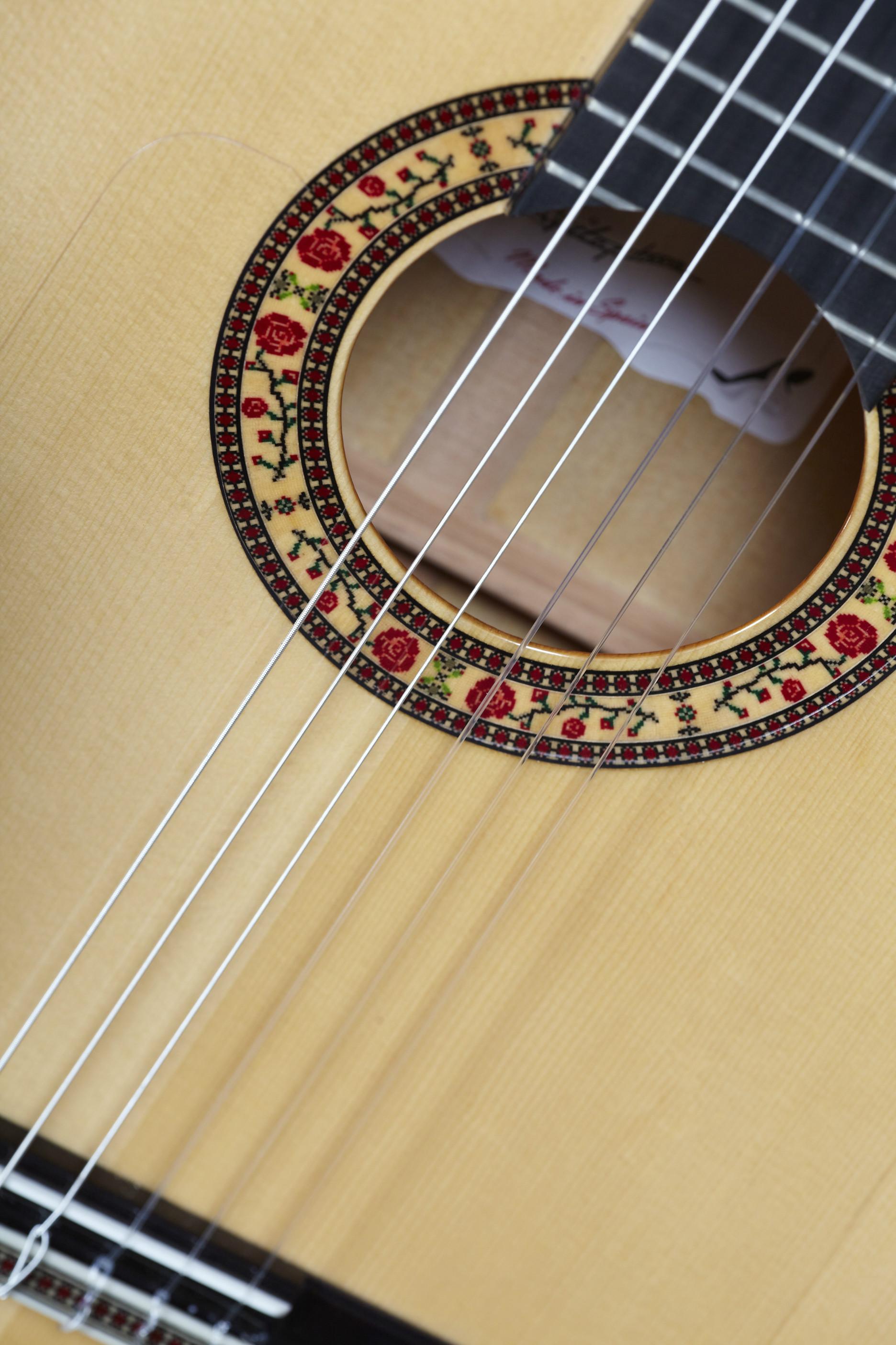 La humedad, el guitarrista y la Guitarra