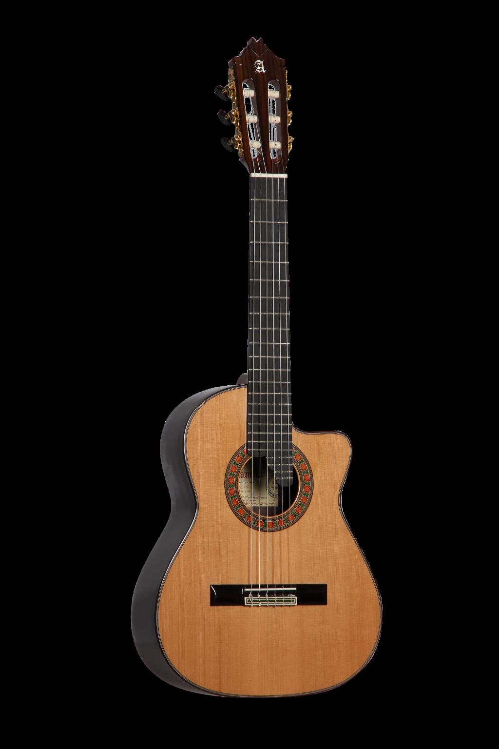Guitarras Alhambra. Requintos