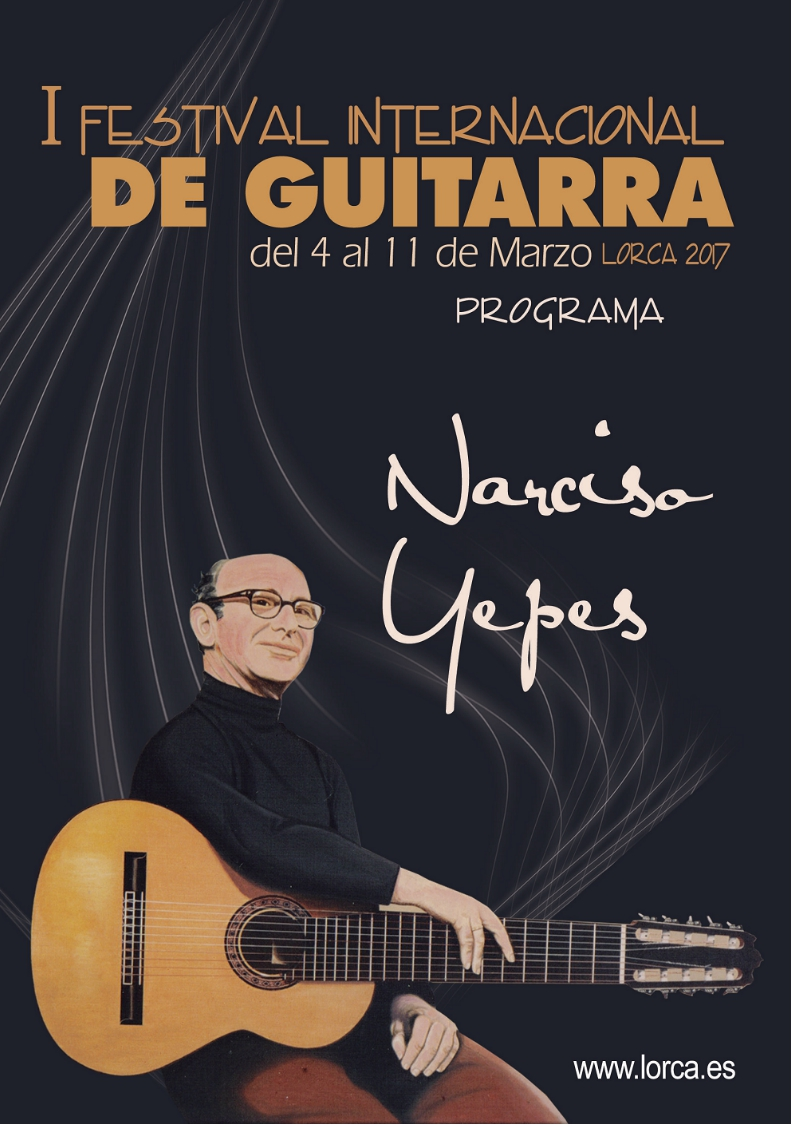 Festival Guitarrista Narciso Yepes