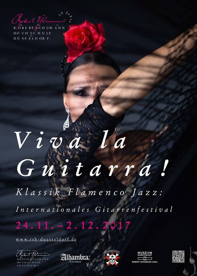 Guitarra Viva Düesseldorf, Alhambra Guitars