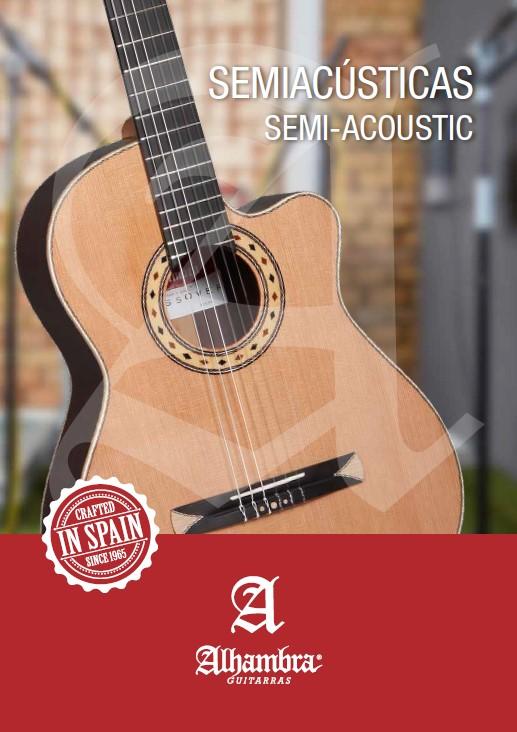 Guitarras Semiacústicas