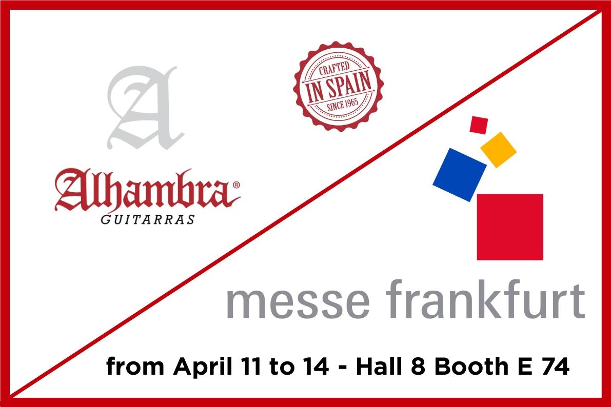 Alhambra verbindet Innovation und Tradition auf der Messe Frankfurt 2018