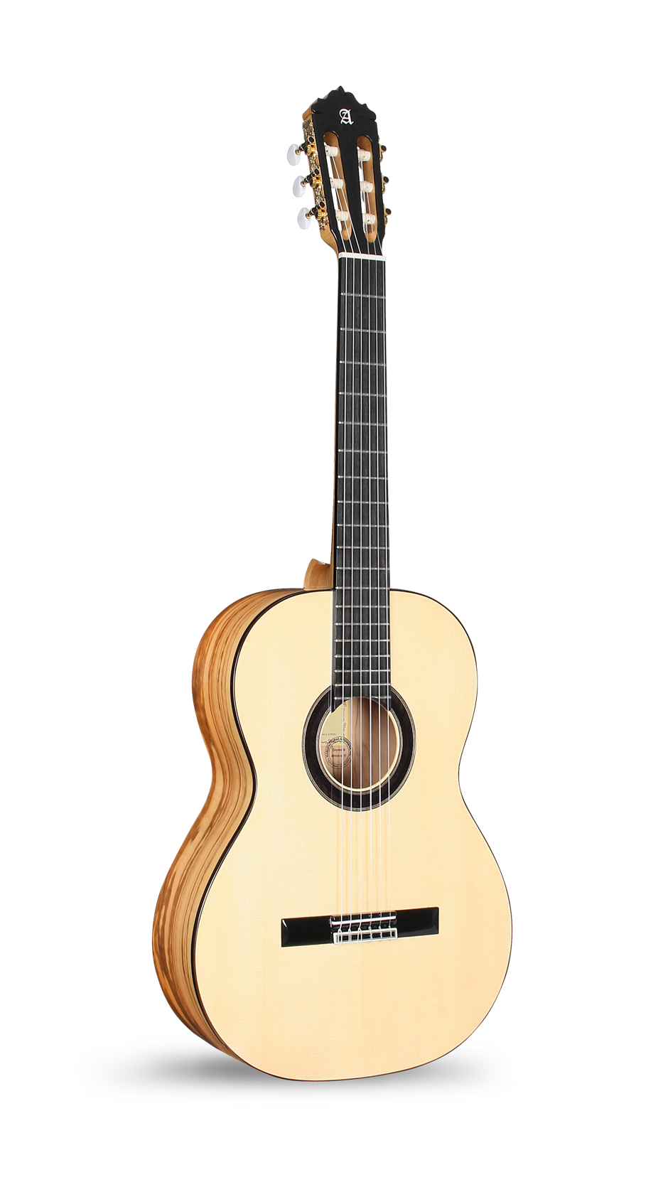 Guitarras Alhambra Flamenca Exotic Woods Custom Collection