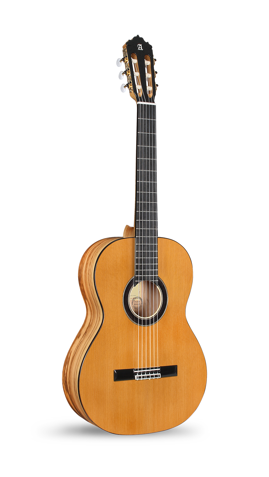 Classical Exotic Woods Custom Collection de Guitarras Alhambra
