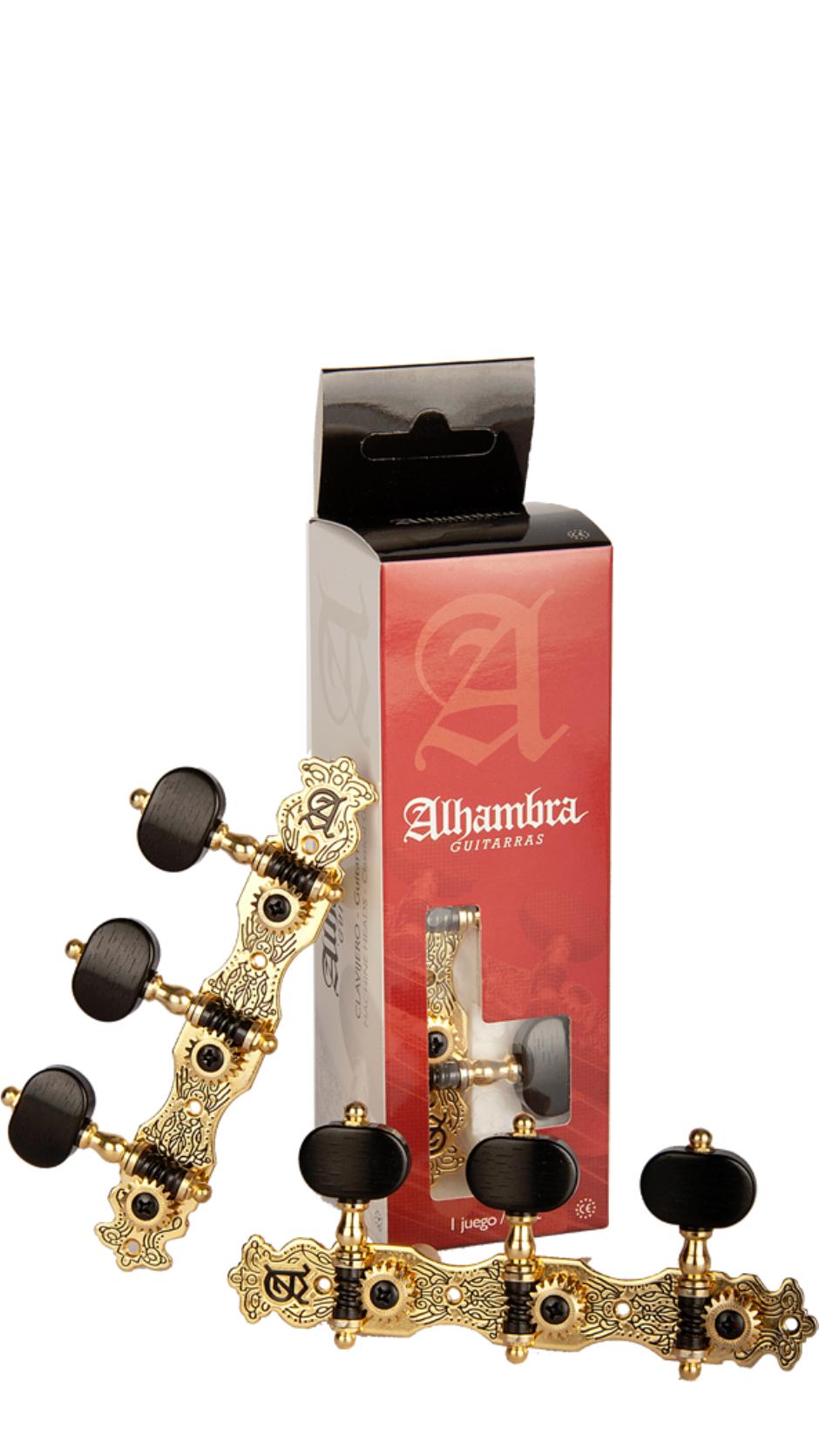 Guitarras Alhambra Zubeh鰎