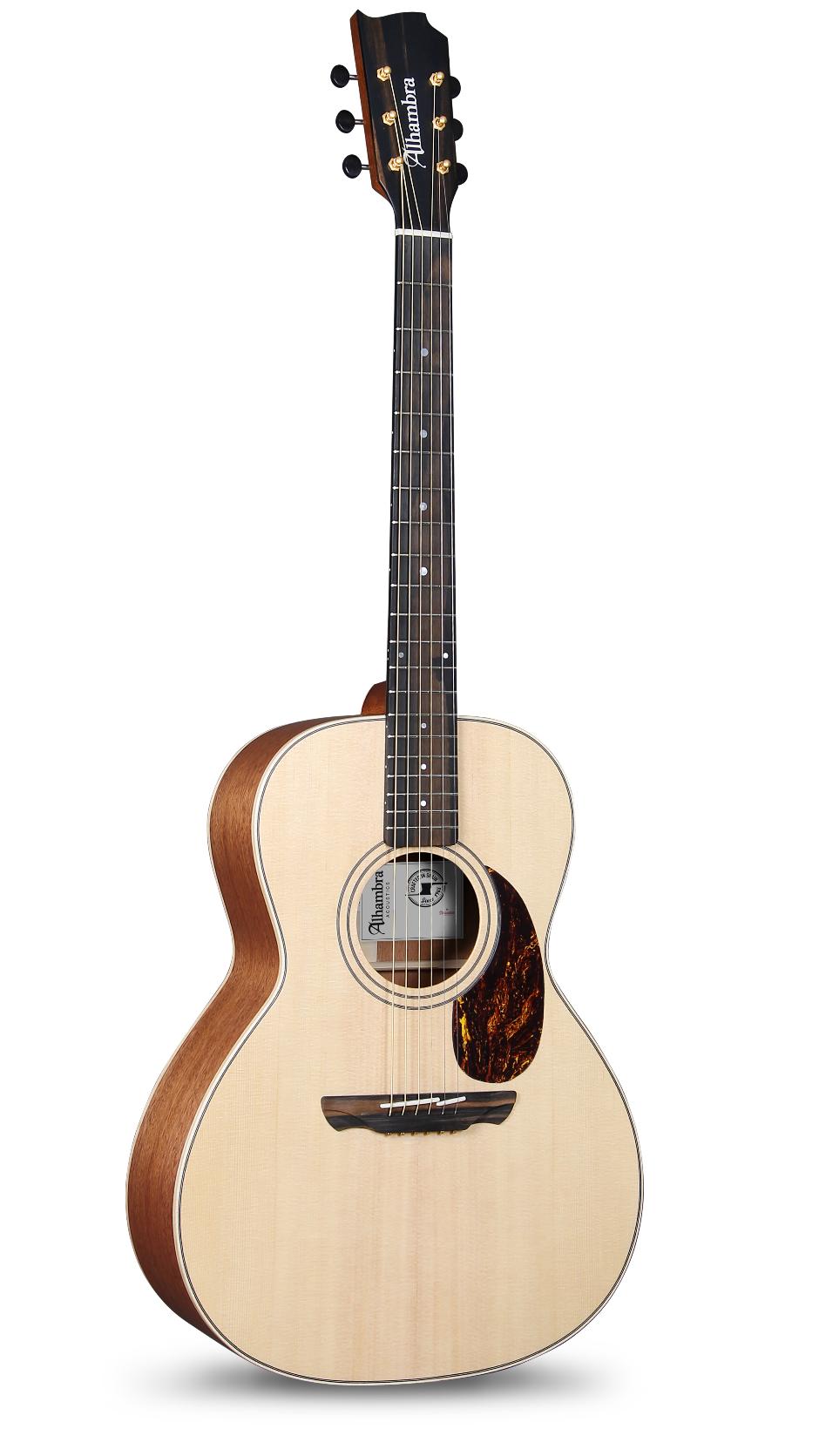 Nuevos modelos de Guitarras Alhambra Acústicas