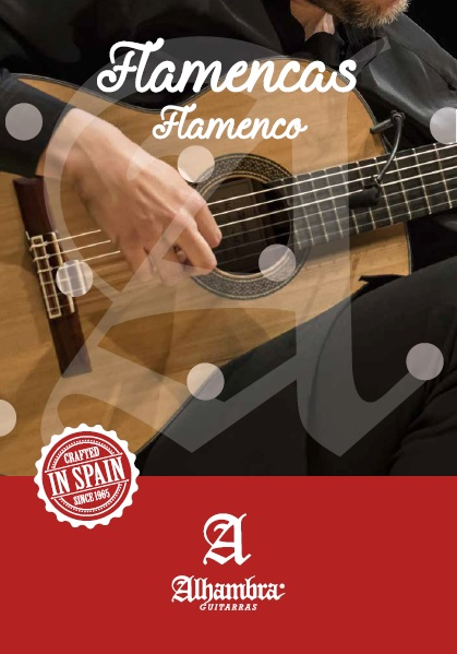 Guitares Flamenco