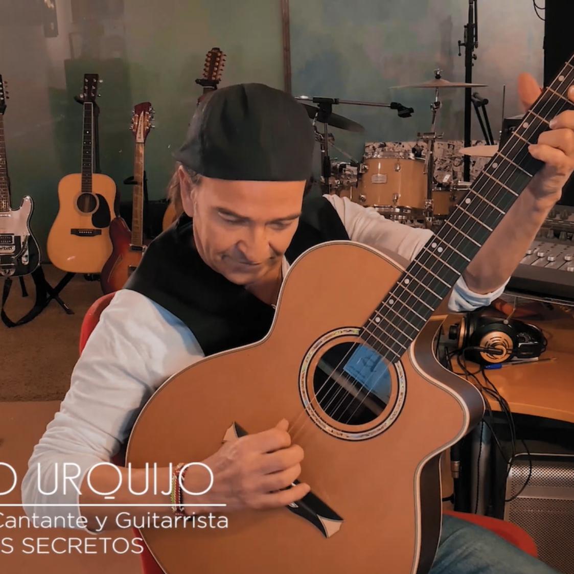 Álvaro Urquijo - Retratos en Tiempos de Pandemia – Guitarras Alhambra